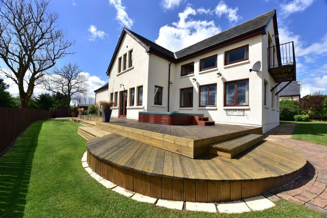 Thumbnail Detached house for sale in Farm House Lane, Lanark