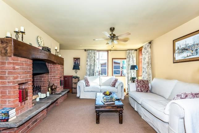 Thumbnail Detached house for sale in Wolseley Bridge, Bishton Lane, Stafford, Staffordshire
