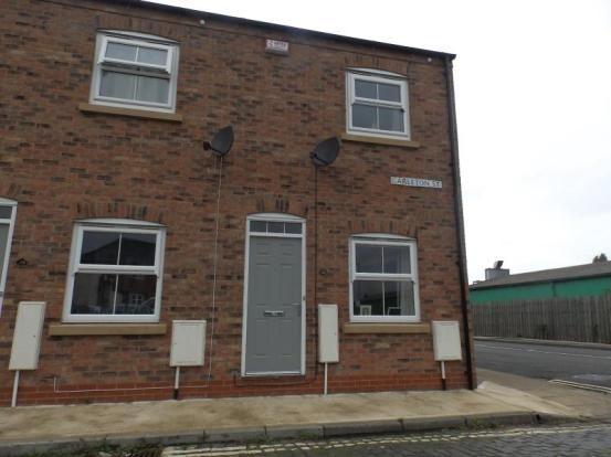 Thumbnail Terraced house to rent in Carleton Street, York