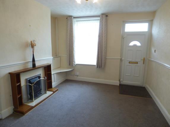 Lounge of Redruth Street, Burnley, Lancashire BB12