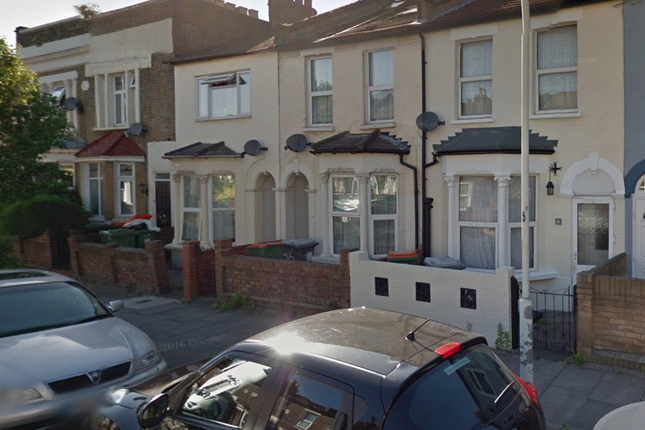 Thumbnail 1 bed flat to rent in Strode Road, Newham