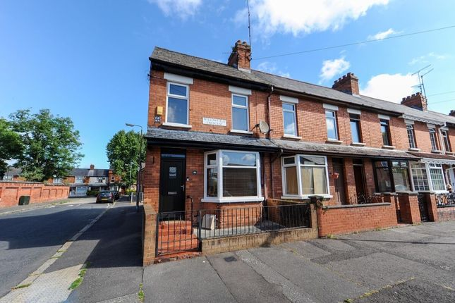 Thumbnail Terraced house for sale in Willowfield Crescent, Belfast