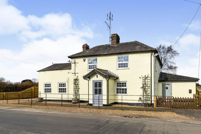 Thumbnail Detached house for sale in School Road, Marshland St. James, Wisbech