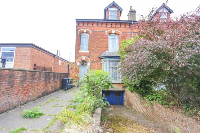 Thumbnail End terrace house for sale in Victoria Road, Birmingham