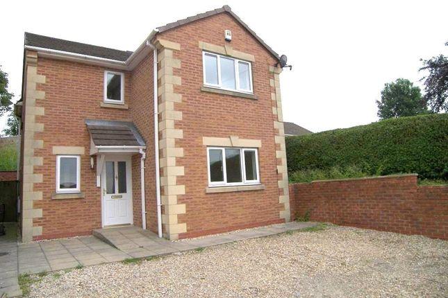 3 bed property to rent in Hardwick Street, Tibshelf, Alfreton DE55