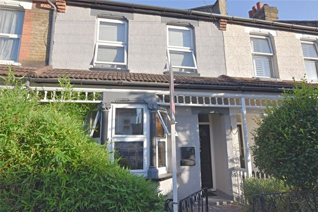 Terraced house to rent in Exeter Road, Addiscombe, Croydon