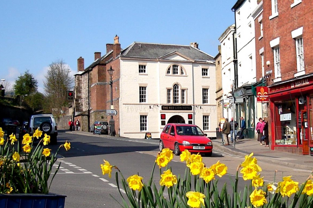 Thumbnail Hotel/guest house for sale in Market Place, Wirksworth, Matlock