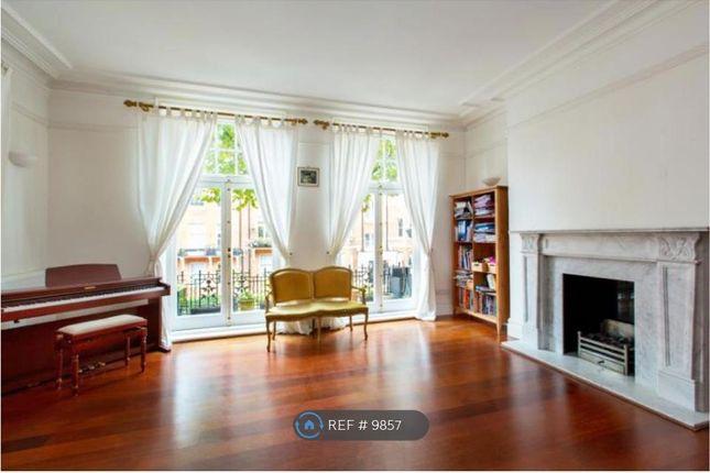 Thumbnail Flat to rent in Marlborough Mansions, London