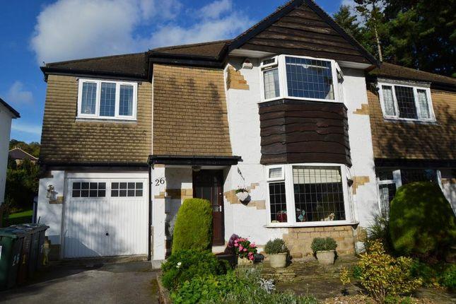 Thumbnail Semi-detached house for sale in Station Road, Baildon, Shipley