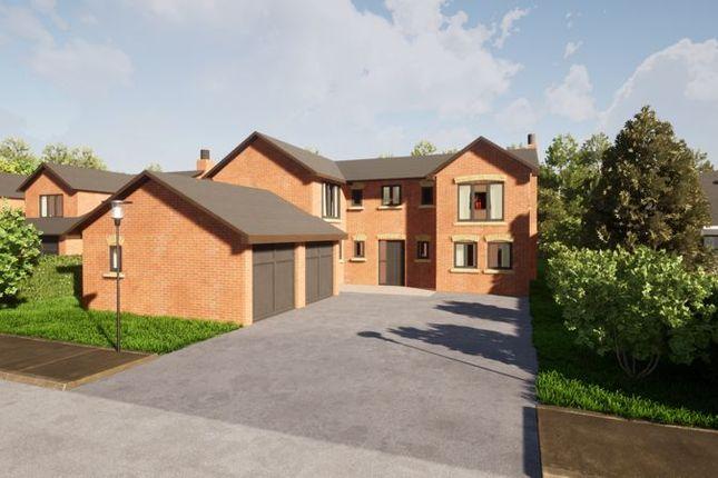 Thumbnail Detached house for sale in Armetriding Reaches, Euxton, Chorley