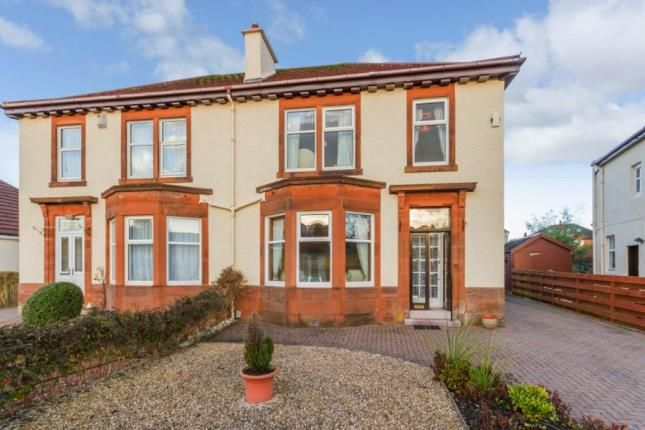 Thumbnail Semi-detached house for sale in Sunnyside Drive, Clarkston, East Renfrewshire