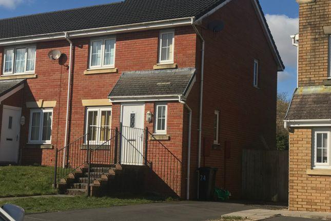 Thumbnail Mews house to rent in Pencerrig Rise, Merthyr Tydfil