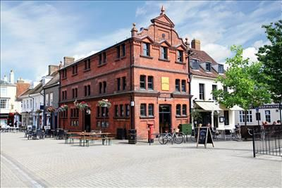 Thumbnail Hotel/guest house for sale in Charter House, 14A St. Thomas Square, Newport, Isle Of Wight