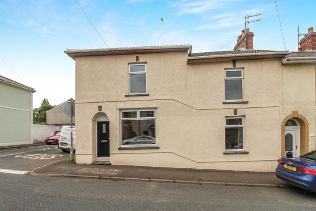 Thumbnail End terrace house for sale in King Street, Brynmawr, Ebbw Vale