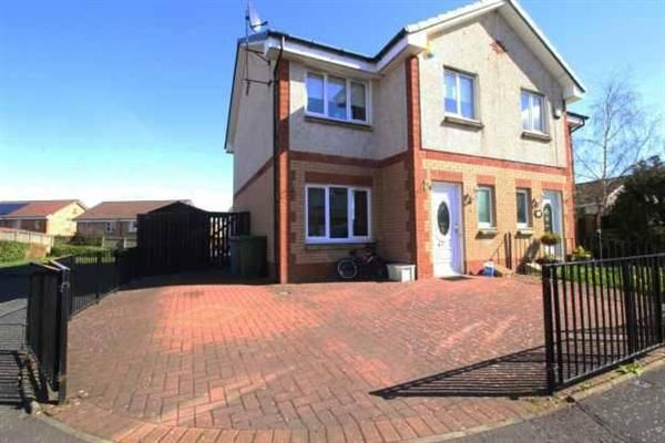 Thumbnail Property for sale in Muirshiel Court, Priesthill, Glasgow