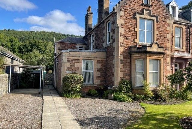 2 bed flat to rent in Lower Woodlee, Innerleithen Road, Peebles EH45