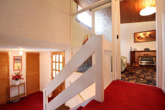 Hallway of Allanfauld Road, Cumbernauld, Glasgow G67