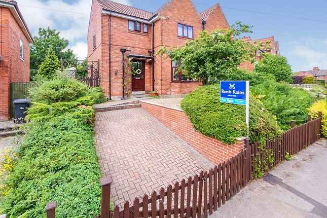 Thumbnail Semi-detached house for sale in Chestnut Grove, Acomb, York