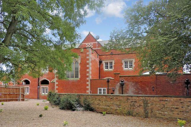 Thumbnail Flat for sale in Plot 23, King Edward VI School, London Road, Retford