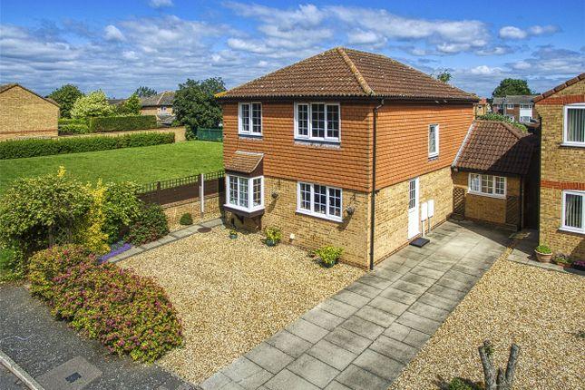 Thumbnail Detached house for sale in Criccieth Way, Eynesbury, St Neots, Cambridgeshire