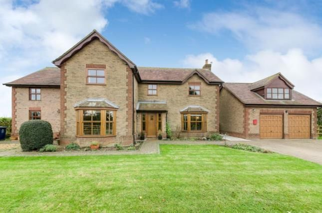 Thumbnail Detached house for sale in Silver Street, Godmanchester, Huntingdon, Cambridgeshire