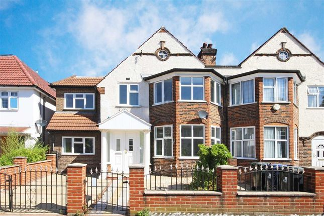 Thumbnail Terraced house to rent in Cecil Road, London