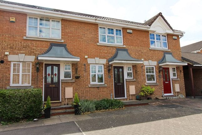 Thumbnail Terraced house for sale in Constable Close, Keynsham, Bristol