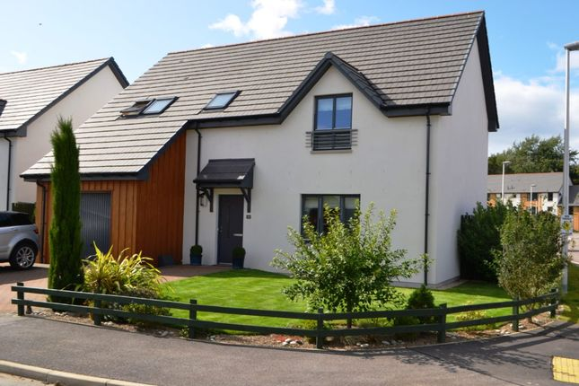 Thumbnail Detached house for sale in 35 Whiterow Drive, Forres