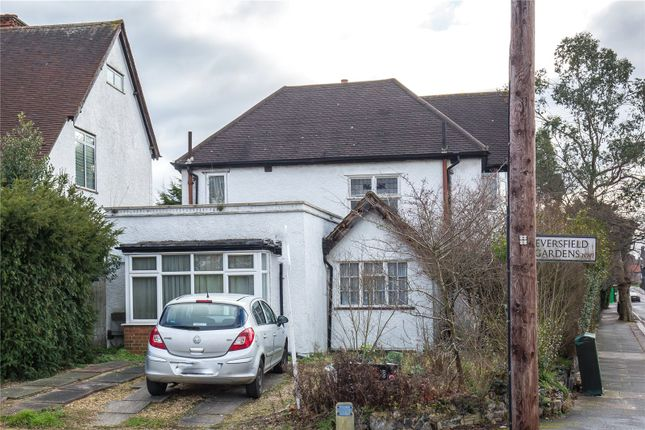 3 bed detached house for sale in Lyndhurst Avenue, Mill Hill, London