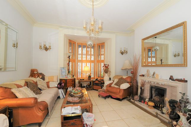 Thumbnail Terraced house for sale in St James Place West, The Hoe, Plymouth