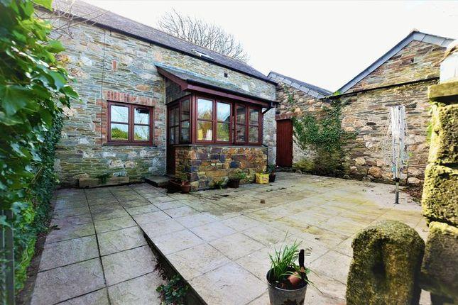 Thumbnail Detached house to rent in St. Breock, Wadebridge