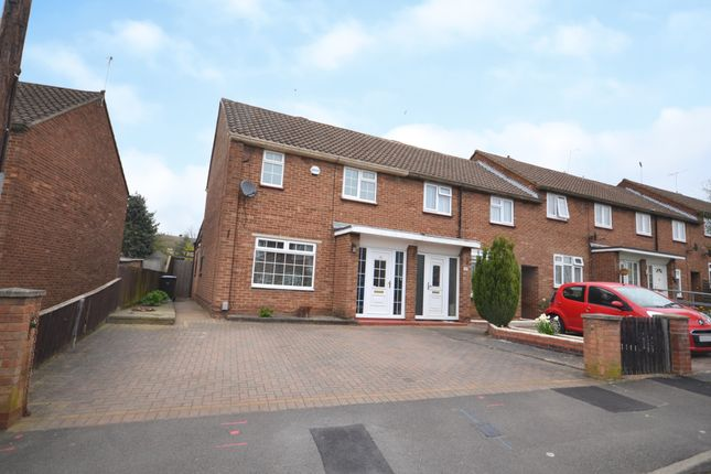 Thumbnail End terrace house for sale in The Hoo, Old Harlow