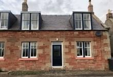 Semi-detached house to rent in Greenlaw, Duns