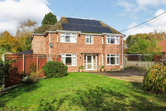 4 bed detached house for sale in Mill Road, Hempnall, Norwich NR15