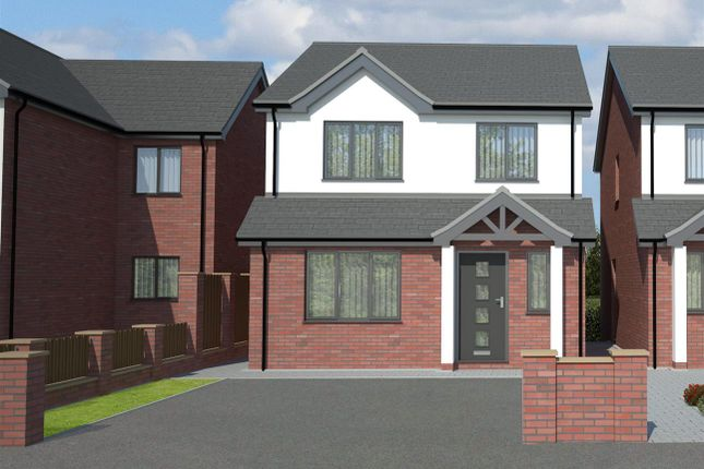 Thumbnail Property for sale in Hallgate Lane, Pilsley, Chesterfield