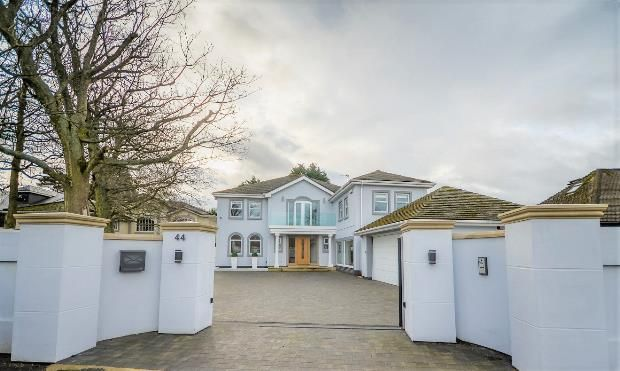 Thumbnail Detached house for sale in Massams Lane, Formby, Liverpool