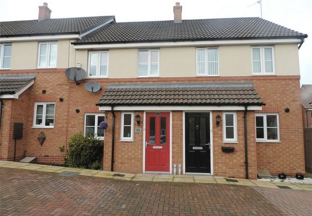 Thumbnail Terraced house to rent in Fusiliers Close, Stoke Village, Coventry, West Midlands