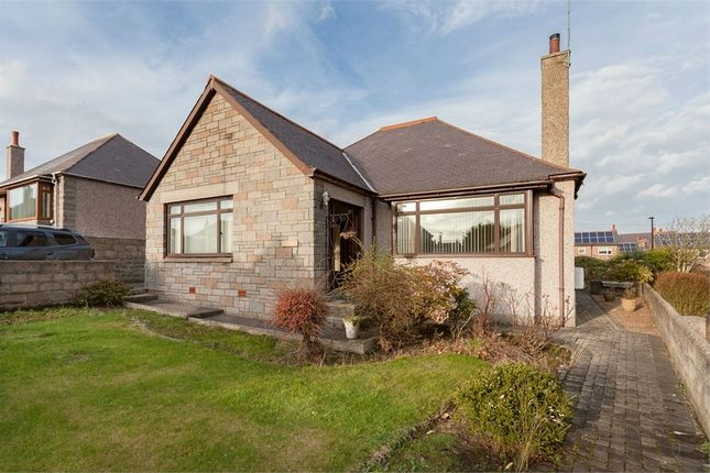 Thumbnail Detached bungalow for sale in Buchan Terrace, Peterhead, Aberdeenshire