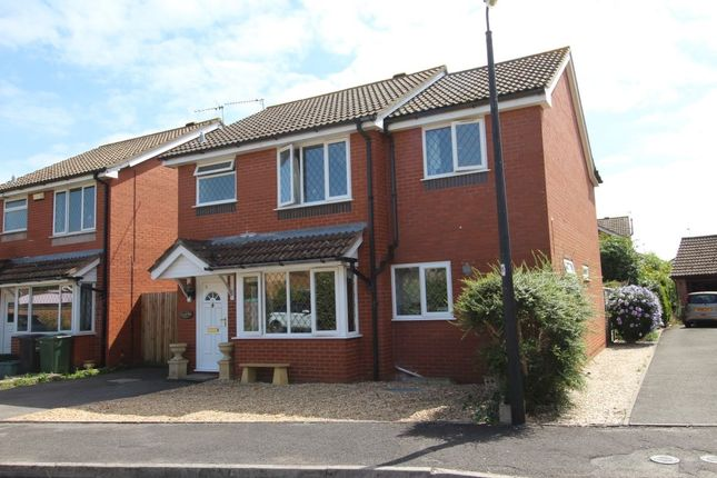 Thumbnail Detached house for sale in Blenheim Way, Portishead, Bristol