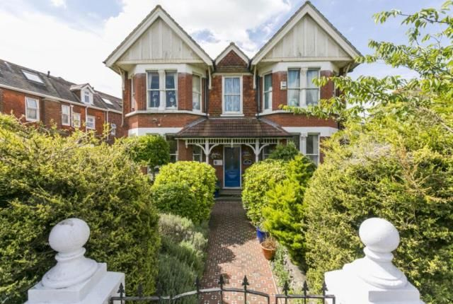 Thumbnail Detached house for sale in Bedfordwell Road, Eastbourne, East Sussex