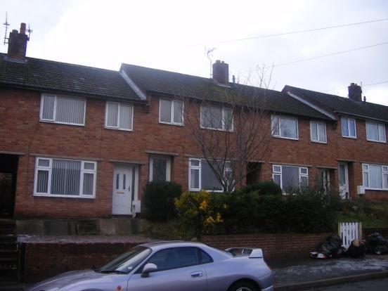 Thumbnail Terraced house to rent in Ffordd Llewelyn, Flint