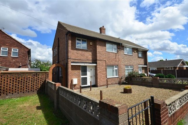 Thumbnail Semi-detached house to rent in Falcon Drive, Castleford