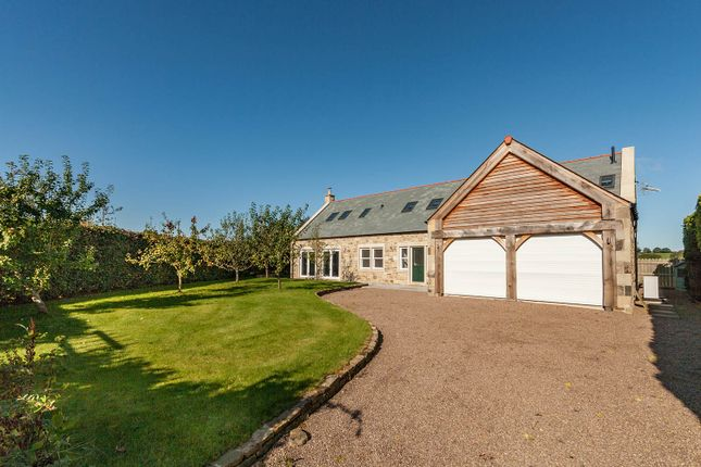 Detached house for sale in Bridleside, Town Farm, Great Whittington, Northumberland
