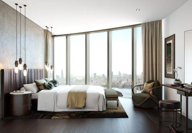 Flat for sale in One Park Drive, Canary Wharf
