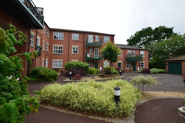 Thumbnail Flat to rent in De Ferrers Court, Tamworth Street, Duffield, Belper