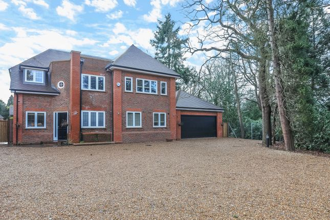 Thumbnail Detached house for sale in Bracken Court, The Woods, Northwood, Middlesex