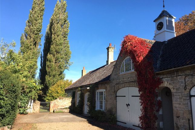 Thumbnail Cottage to rent in Marston Hall, Marston, Grantham