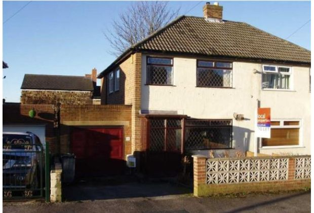 Thumbnail Semi-detached house to rent in Copley Hill, Birstall, Batley