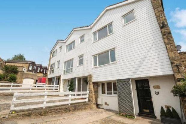 Thumbnail Town house to rent in Castle Ings Road, Knaresborough