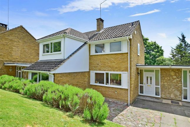 Thumbnail Link-detached house for sale in Monks Orchard, Dartford, Kent